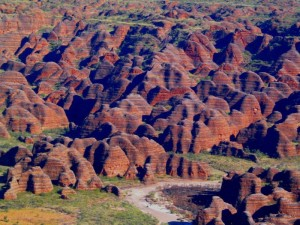 Purnululu National Park (Bungle Bungle)
